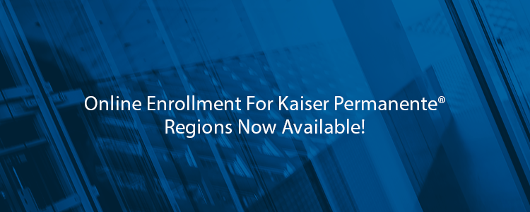 Kaiser Permanente Regions Now Available