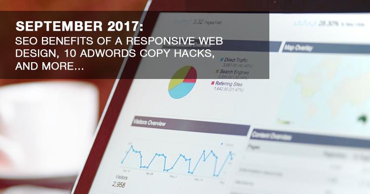 September Digital News Update - SEO Benefits of Responsive Web Design