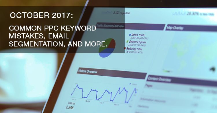 October Digital News Update - Common PPC Keyword Mistakes