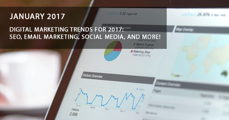 Digital Marketing News Update - Email Marketing Trends