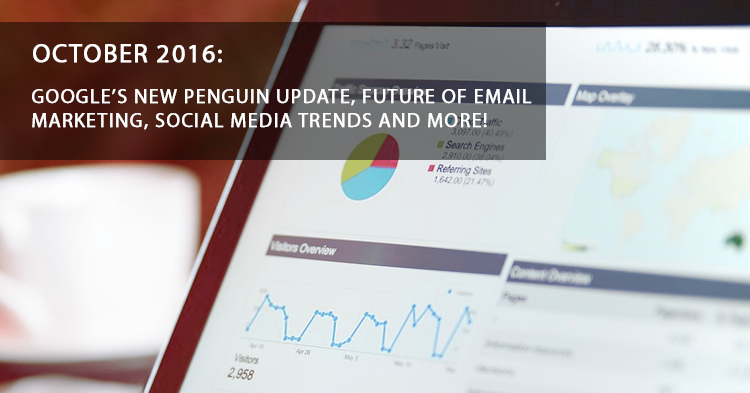 Digital Marketing News Update - The Future of Email Marketing