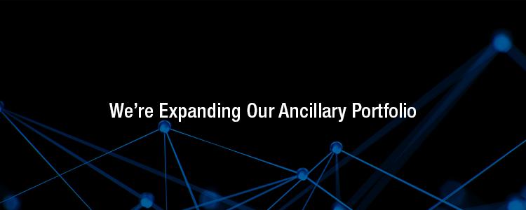 expanding ancillary portfolio