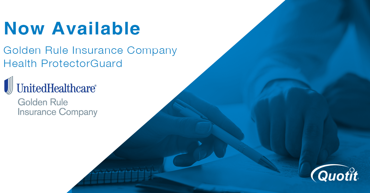 Golden Rule Insurance Company Health ProtectorGuard